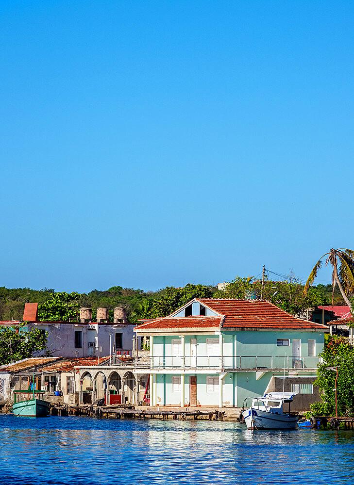 Cienfuegos Bay and Jagua, Cienfuegos Province, Cuba, West Indies, Caribbean, Central America - 1245-1844