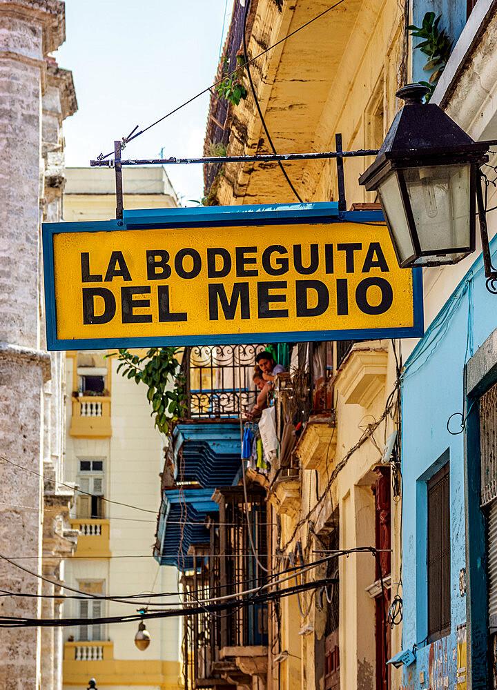 La Bodeguita del Medio, La Habana Vieja, Havana, La Habana Province, Cuba
