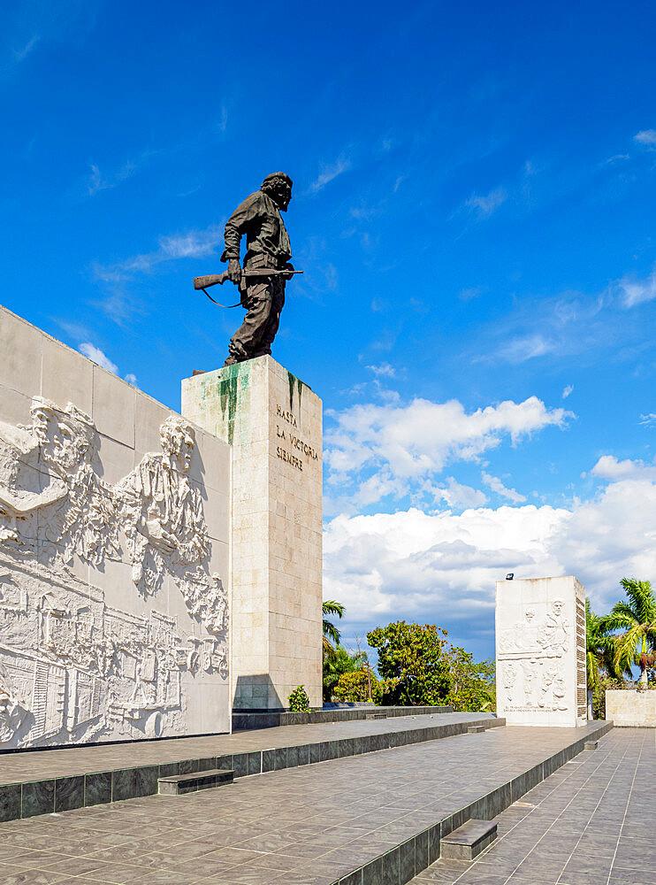 Che Guevara Monument and Mausoleum, Santa Clara, Villa Clara Province, Cuba, West Indies, Caribbean, Central America - 1245-1892