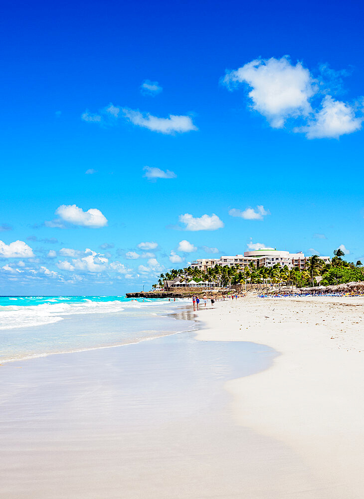 Beach in Varadero, Matanzas Province, Cuba, West Indies, Caribbean, Central America