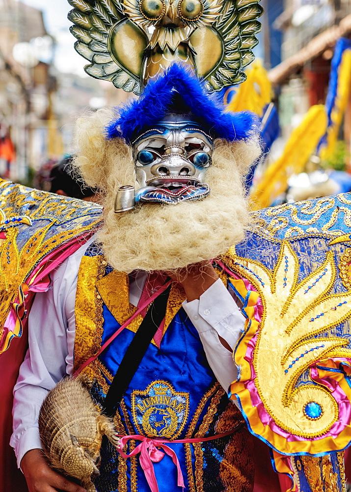 Fiesta de la Virgen de la Candelaria, Puno, Peru - 1245-677