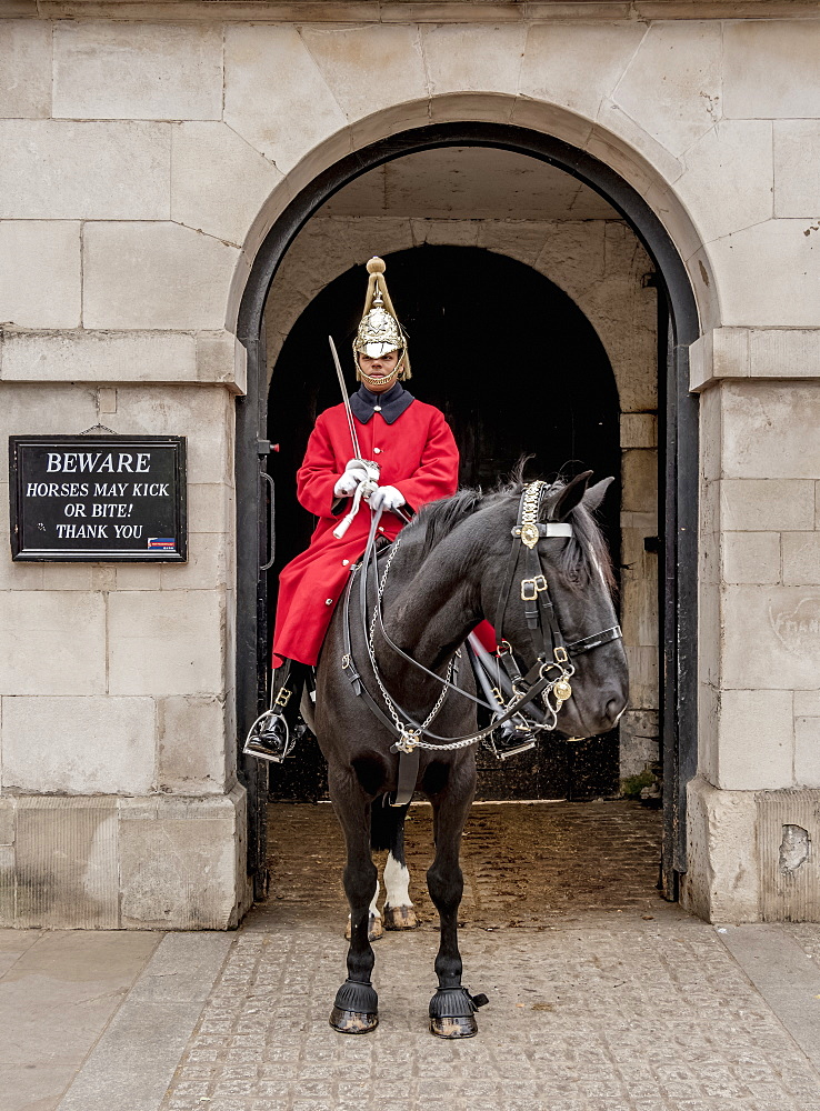 Horse Guard, London, England, United Kingdom, Europe
