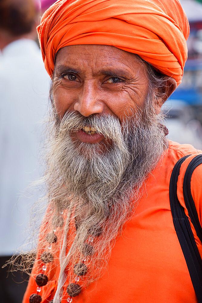 Indian Man, India - 1256-20