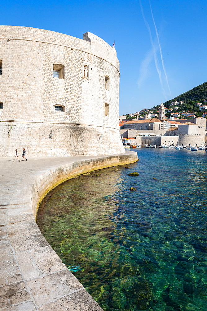 Fort St. Ivana, Dubrovnik, Croatia, Europe