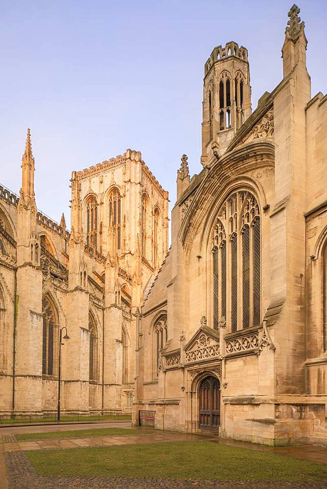 York Minster, York, North Yorkshire, England, United Kingdom, Europe - 1266-133