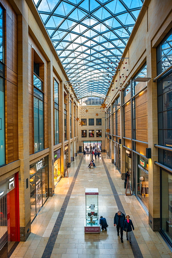 Grand Arcade shopping Mall, Cambridge, Cambridgeshire, England, United Kingdom, Europe