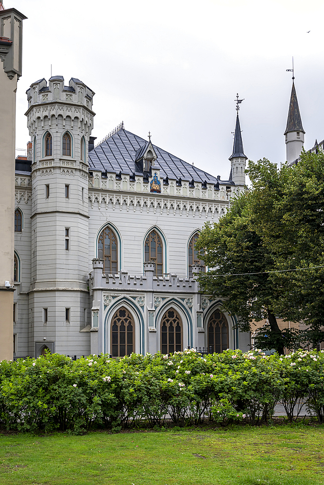 The Small Guild, Old Town, UNESCO World Heritage Site, Riga, Latvia, Europe