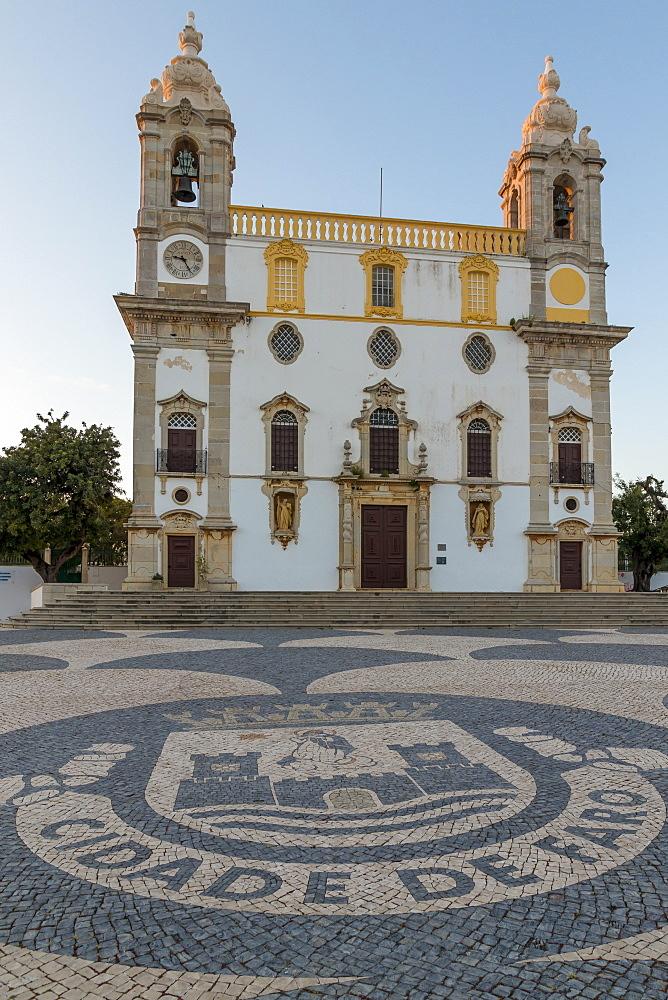 Nossa Senhora do Carmo Church, Faro, Algarve, Portugal, Europe - 1283-675