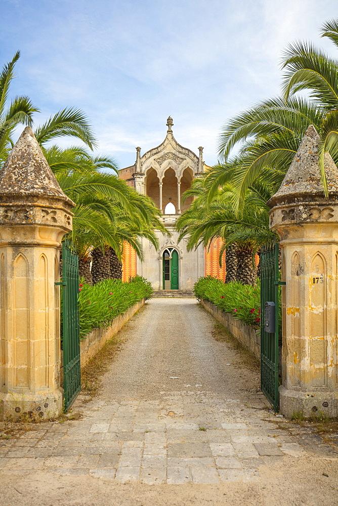 Villa Saetta, Nardo, Puglia, Italy, Europe