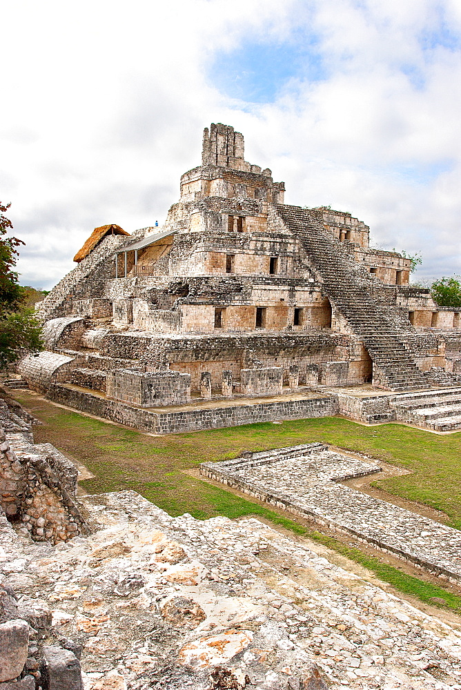 Edzna, Campeche, Mexico, North America - 1292-1415