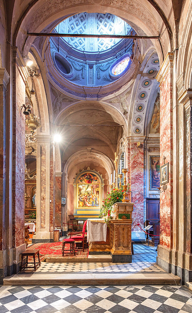 Collegiate Church of San Michele, Panicale, Umbria, Italy