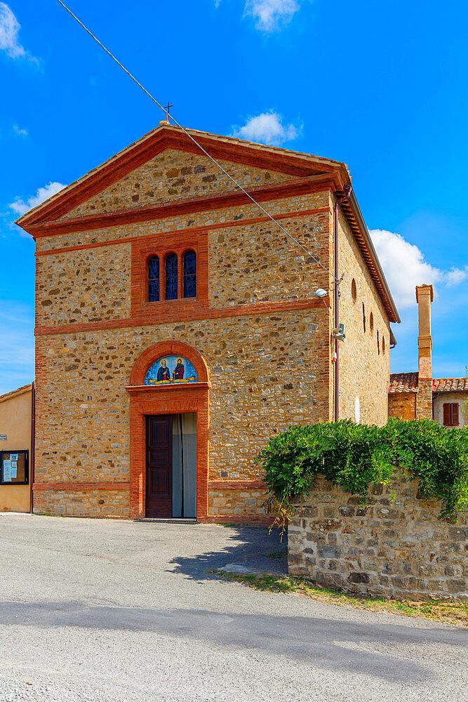Hermitage of the Virgin of Tenderness (Eremo Vergone della Tenerezza), Panicale, Umbria, Italy, Europe