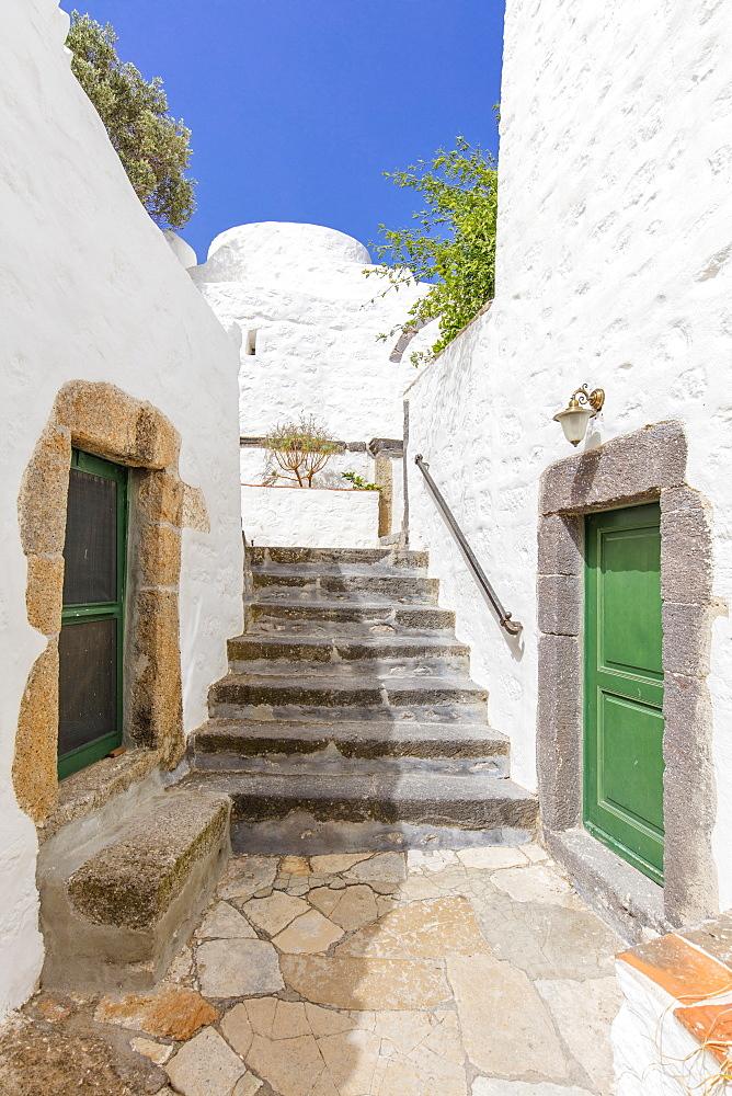 St John Cave, Patmos, Dodecanese, Greece