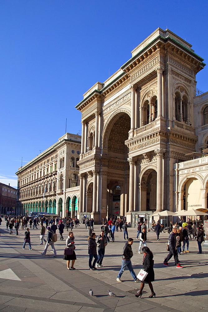 Milan, Lombardy, Italy, Europe