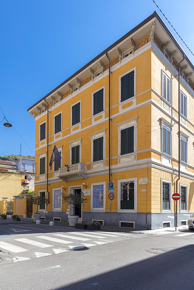 Cucchiari Palace,Carrara, Touscany,Italy