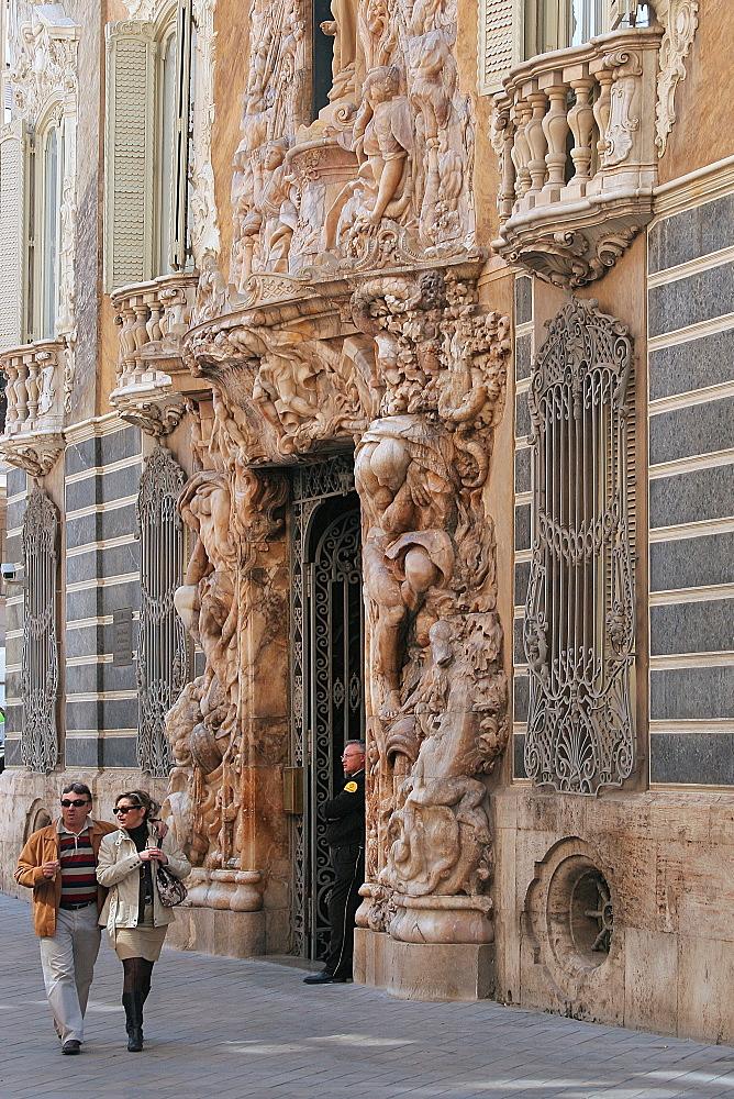 Museum of Ceramics, Valencia, Valencian Community, Spain, Europe
