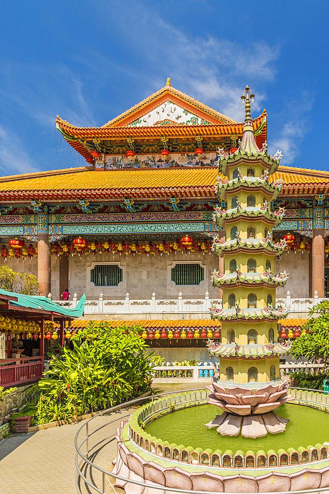 Kek Lok Si Temple, George Town, Penang, Malaysia, Southeast Asia, Asia - 1297-1029