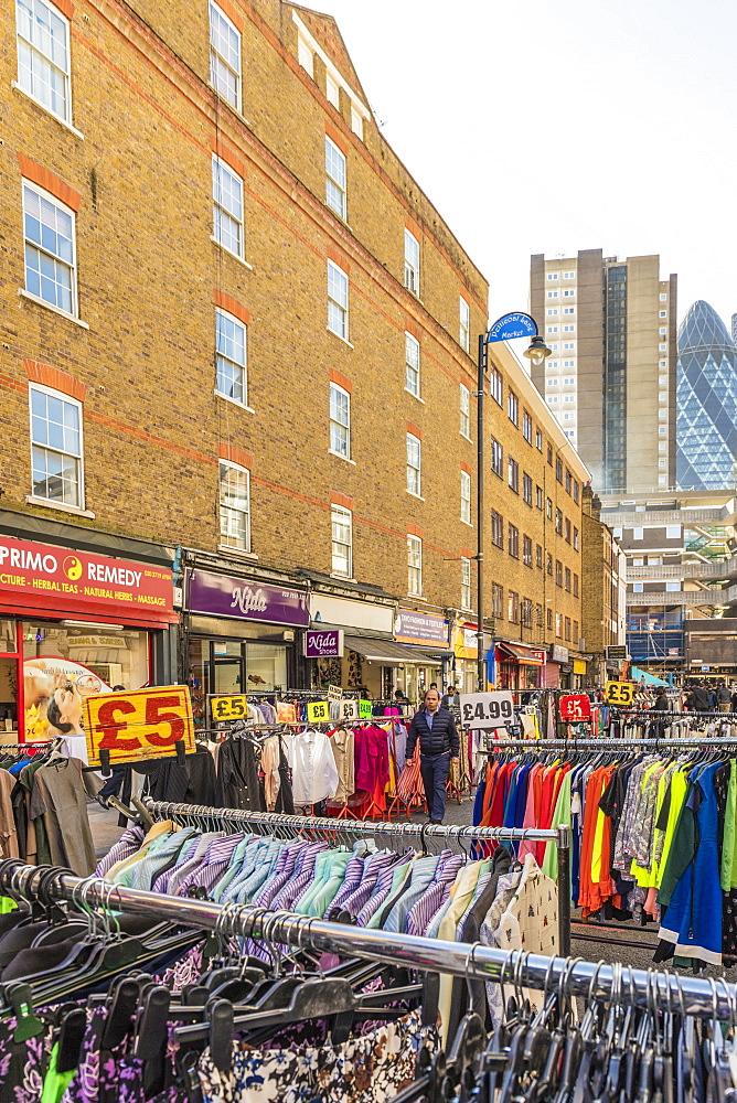 Petticoat Lane market, London, England, United Kingdom, Europe