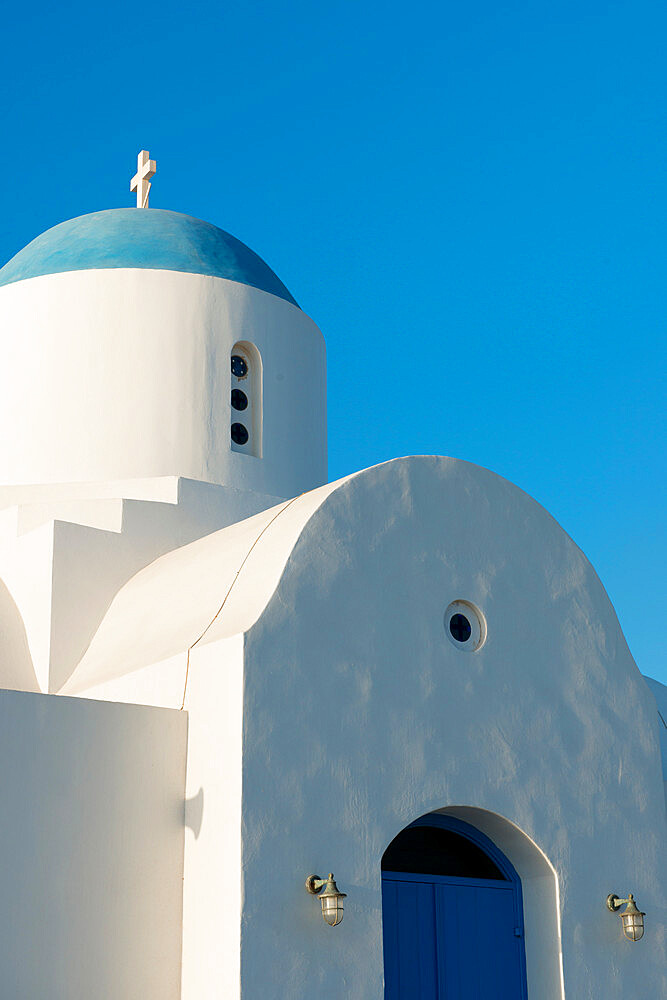Agios Nikolaos Church, Protaras, Cyprus, Mediterranean, Europe