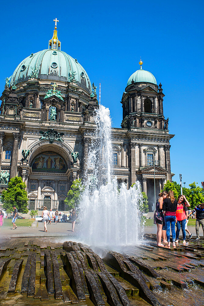 Berlin Cathedral, Germany - 1341-96