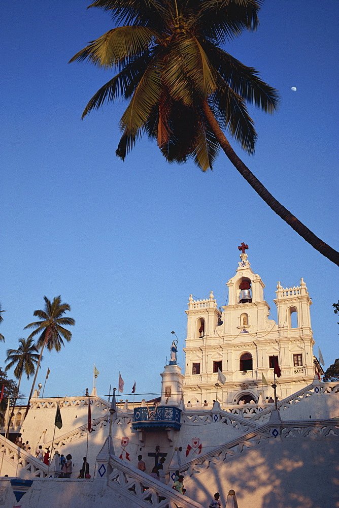 Church of the Immaculate Conception, Panaji, Goa, India, Asia