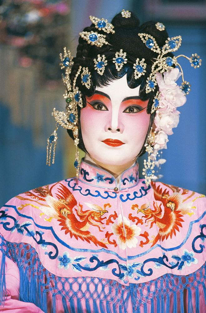 Chinese opera, Singapore, Southeast Asia, Asia - 142-5951