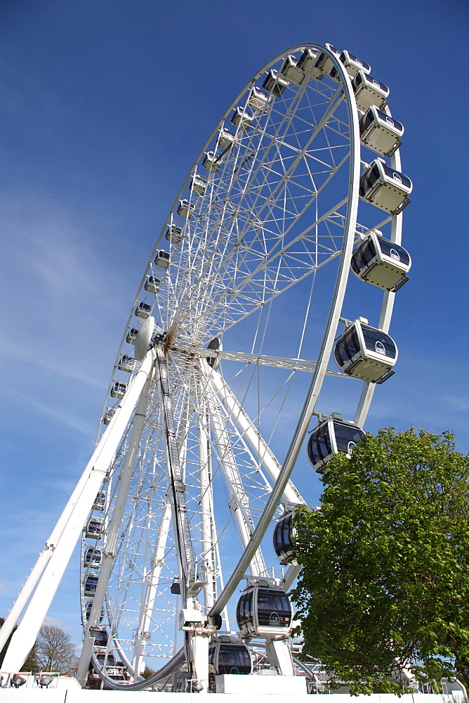 Plymouth Eye, Plymouth Hoe, Plymouth, Devon, England, United Kingdom, Europe - 166-5460