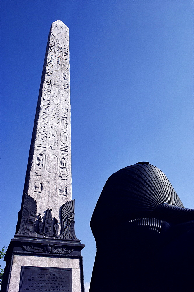 Cleopatra's Needle, London, England, United Kingdom, Europe