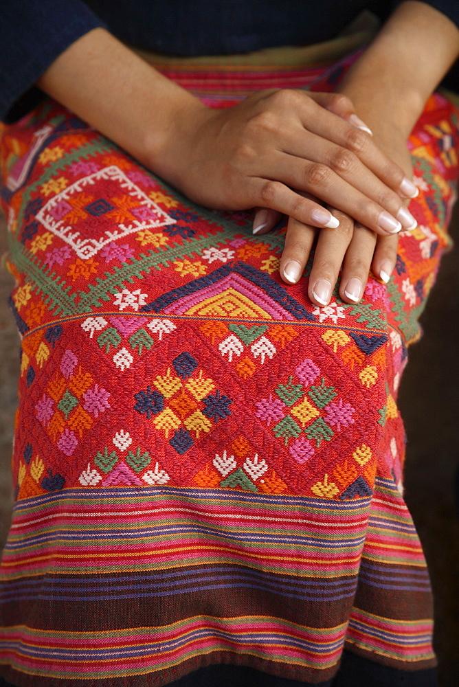 Details of Tai Lu Textiles, Thailand, Southeast Asia, Asia - 238-4959