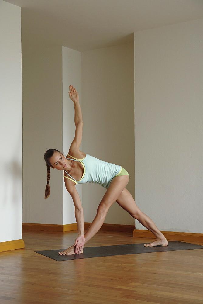 Yoga at home - 238-5050