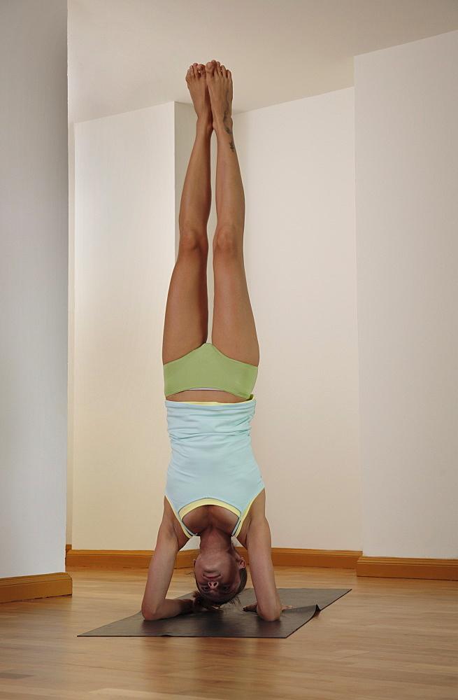 Yoga at home - 238-5052