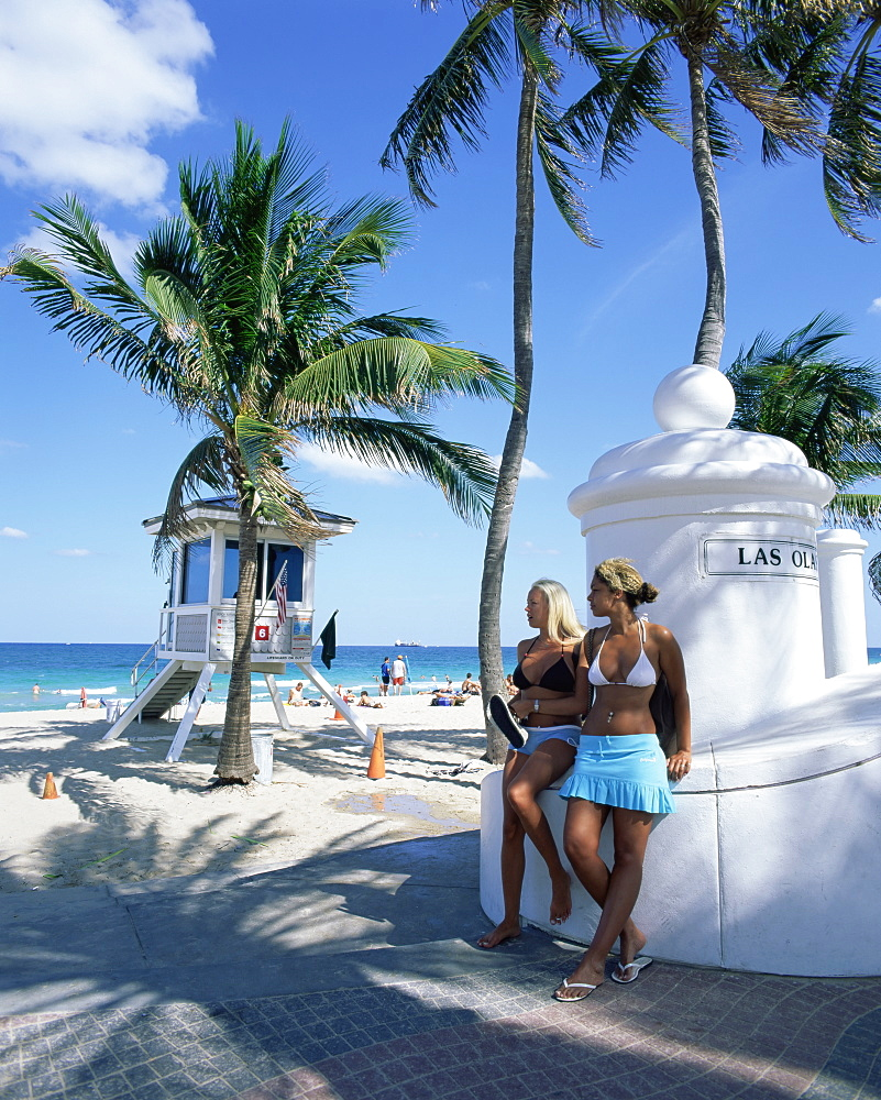 Fort Lauderdale beach, Fort Lauderdale, Florida, United States of America, North America