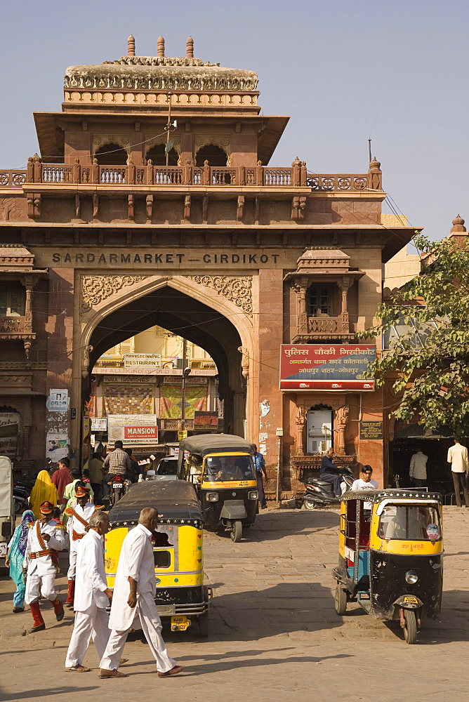 Sardar market, Jodhpur, Rajasthan, India, Asia