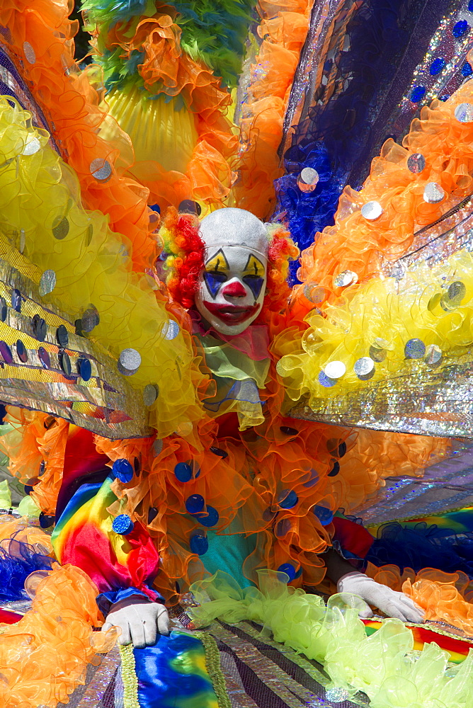 Carnival, Port-of-Spain, Trinidad, West Indies, Caribbean, Central America