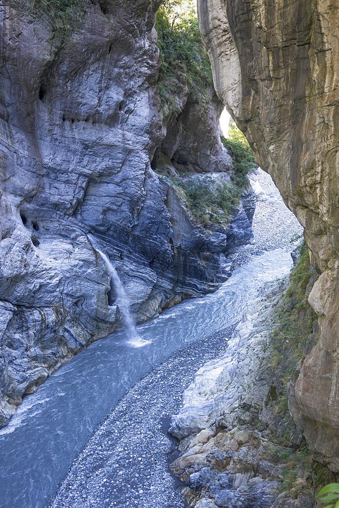 Swallow Grotto, Taroko Gorge, Taiwan, Asia - 306-4419
