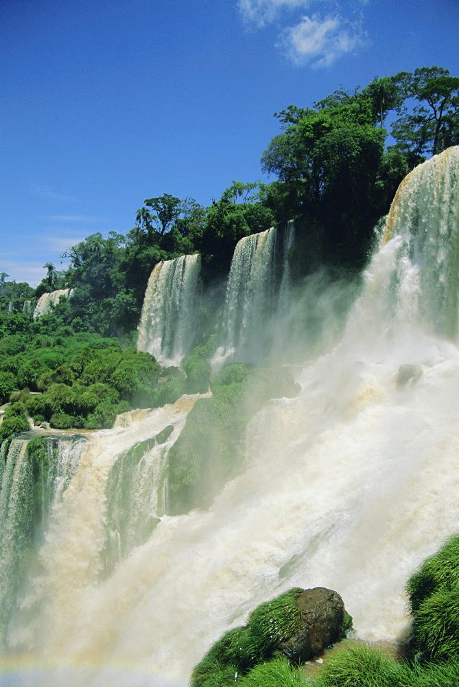Iguacu Falls, Argentina, South America