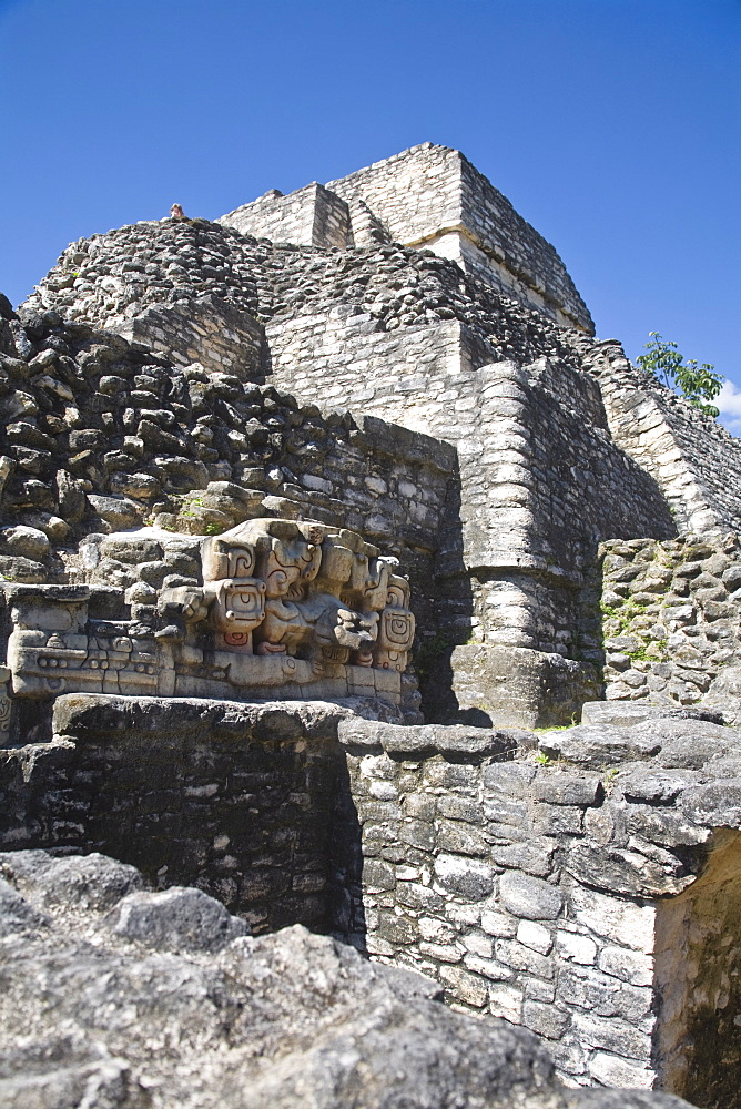 Caana (Sky Place), Caracol, Belize, Central America
