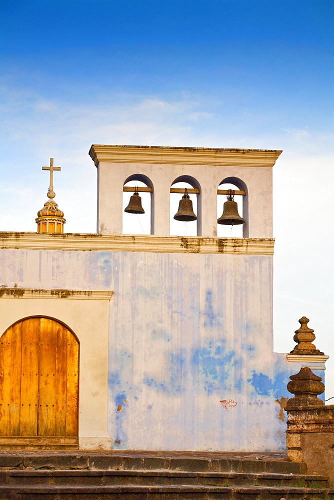 Convento Y Museo San Francisco, the oldest church in Central America, Granada, Nicaragua, Central America