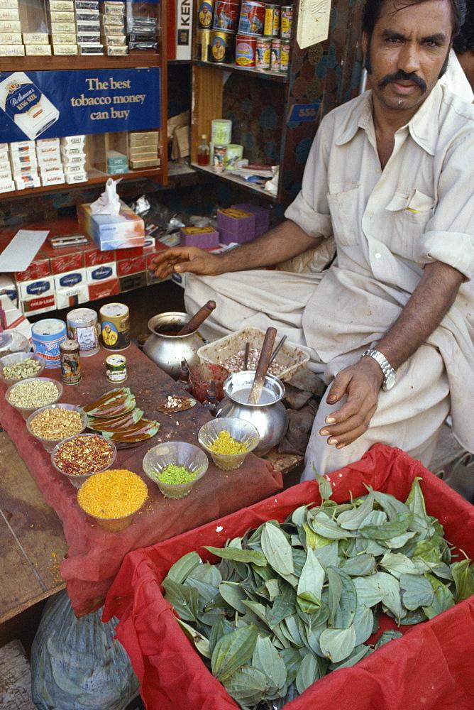 Herbal remedies for sale, Salalah Souk, Oman, Middle East