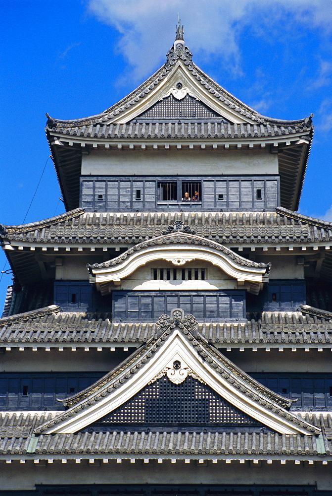 Matsumoto-jo Castle, Matsumoto, Japan