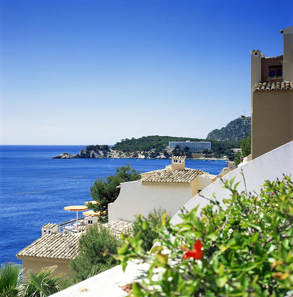 Cala Fornella, Majorca, Balearic Islands, Spain, Mediterranean, Europe - 36-413