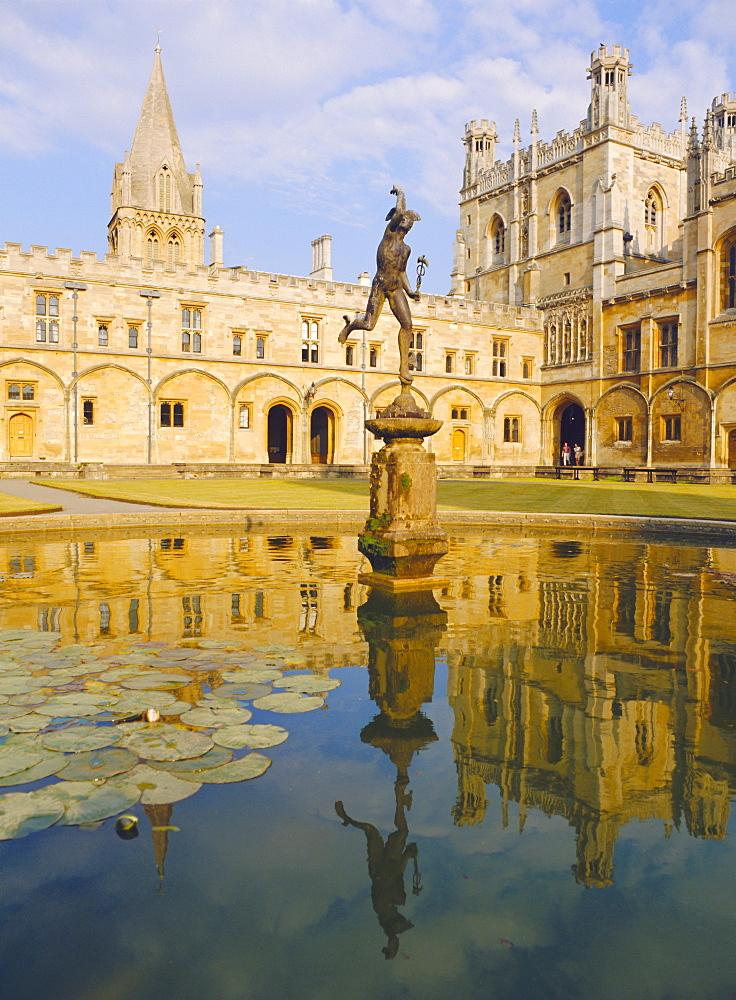 Christchurch College, Oxford, England