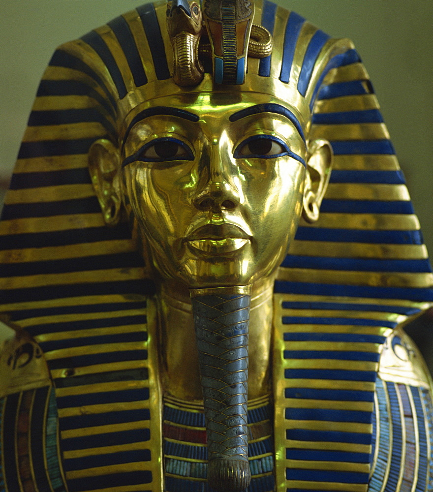 Tutankhamun, Egypt, North Africa, Africa