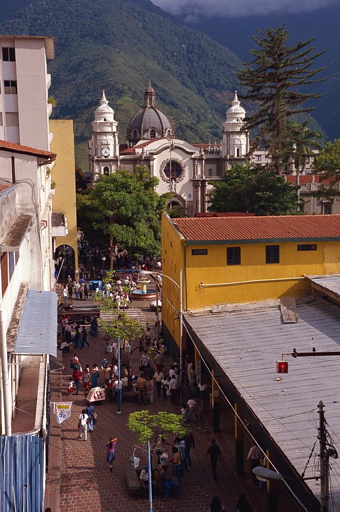 Cathedral, Merida, Andes, Venezuela, South America