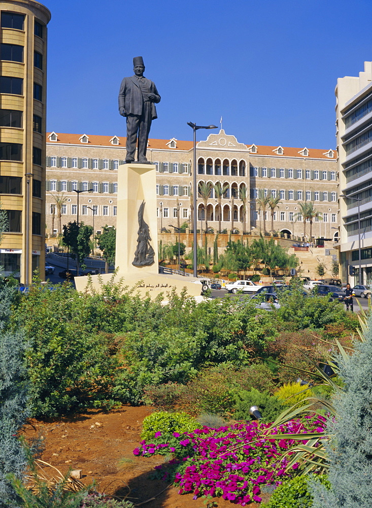 Parliament, Grand Serail, Beirut, Lebanon, Middle East, North Africa