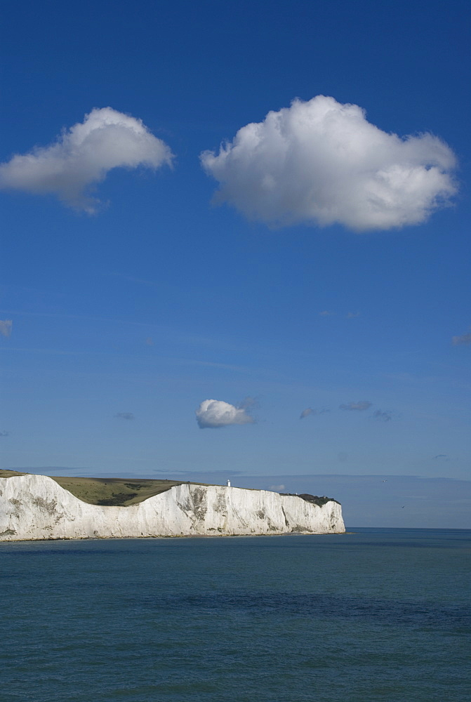 White Cliffs of Dover, Dover, Kent, England, United Kingdom, Europe