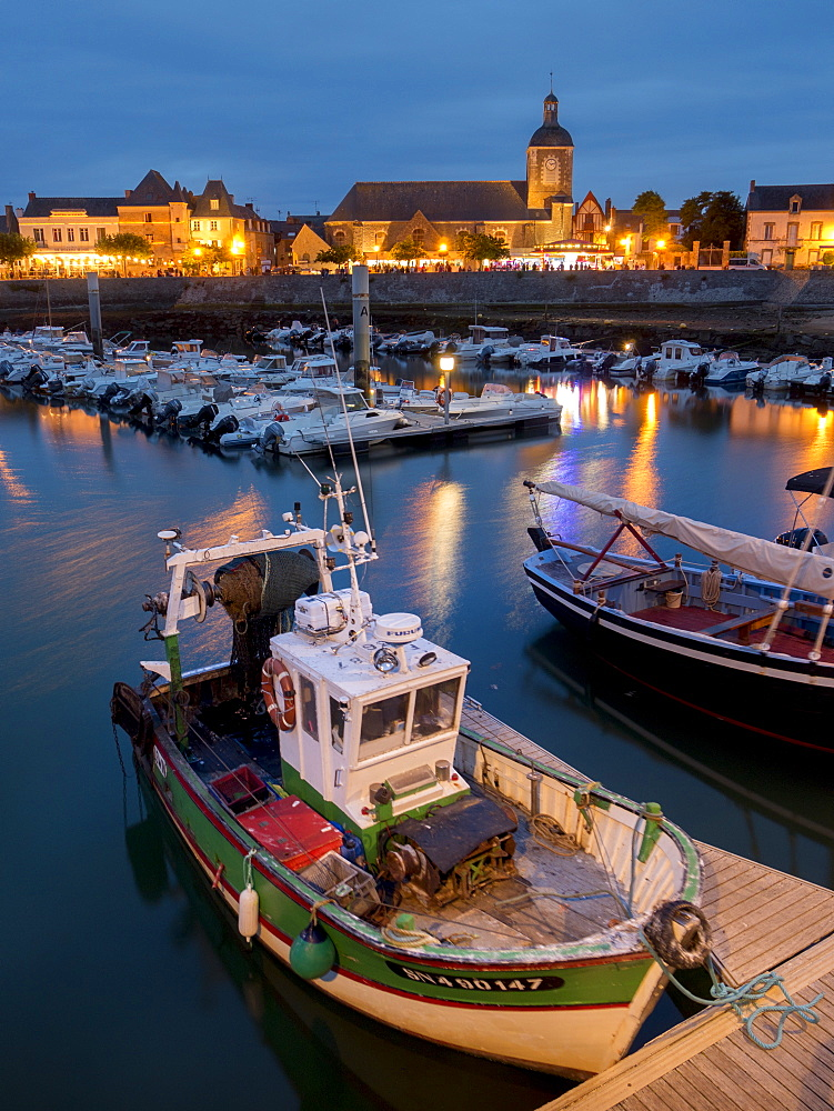 Harbour and waterfront of Piriac, Morbihan - 367-6215