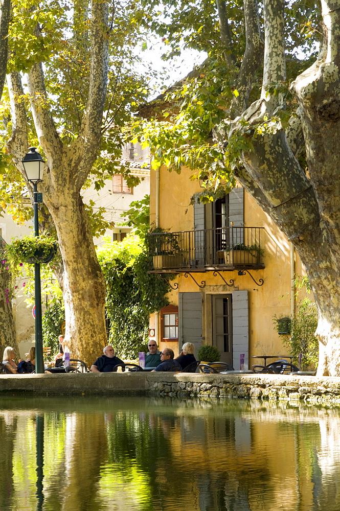 Cucuran, Provence, Vaucluse, France, Europe - 373-1215