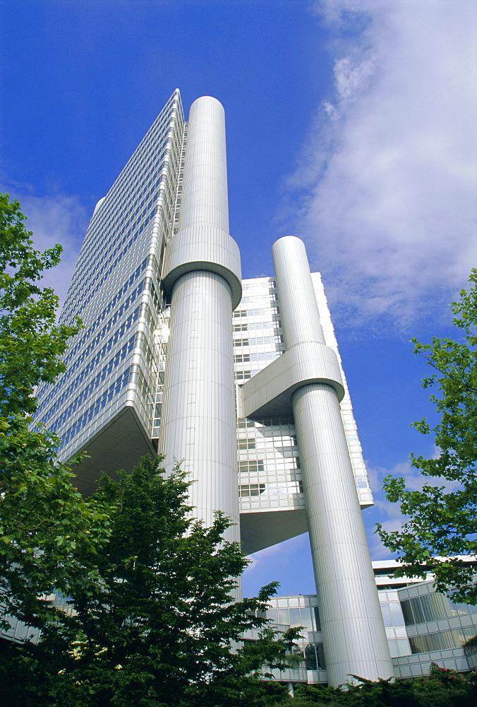 Hypobank Building, Munich (Munchen), Bavaria, Germany, Europe