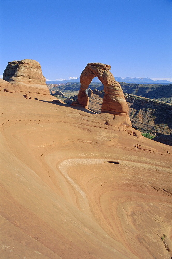 Delicate Arch, Arches National Park, Utah, USA, North America